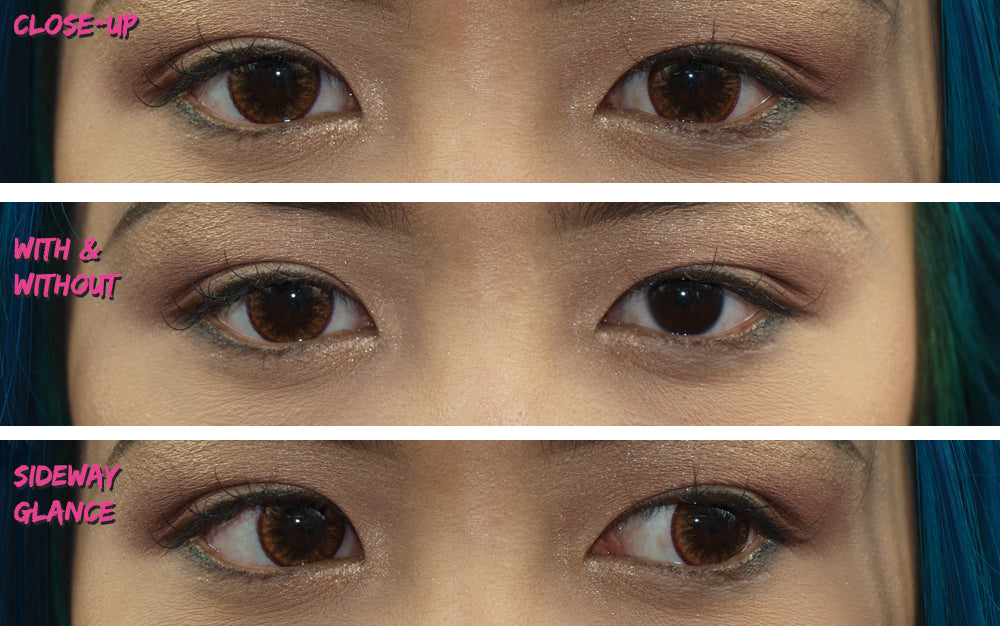 Enchanted Chestnut - Primal Contact Lenses