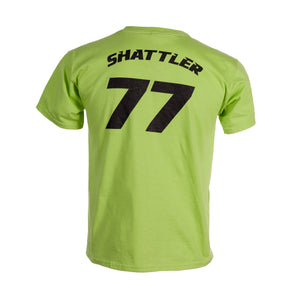 Player Tee Youth - #77 Shattler