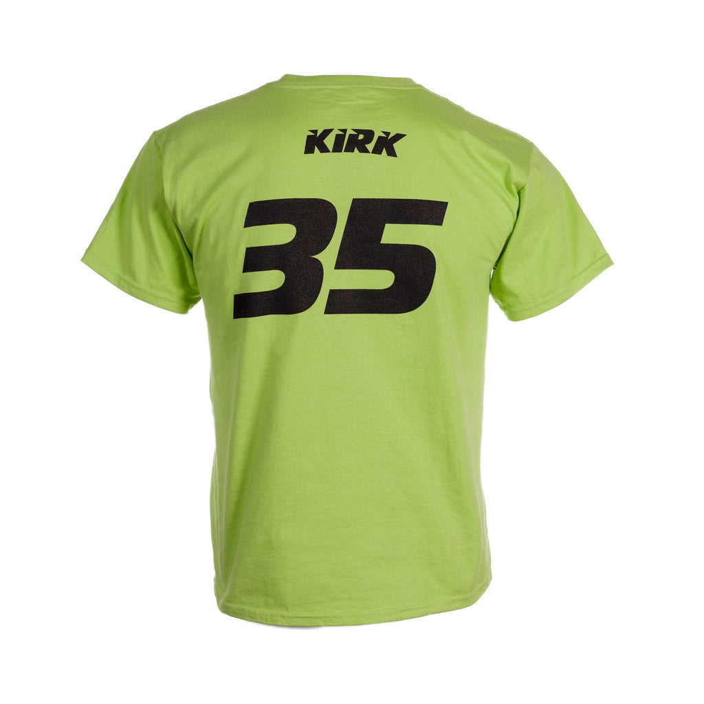 Player Tee Youth - #35 Kirk