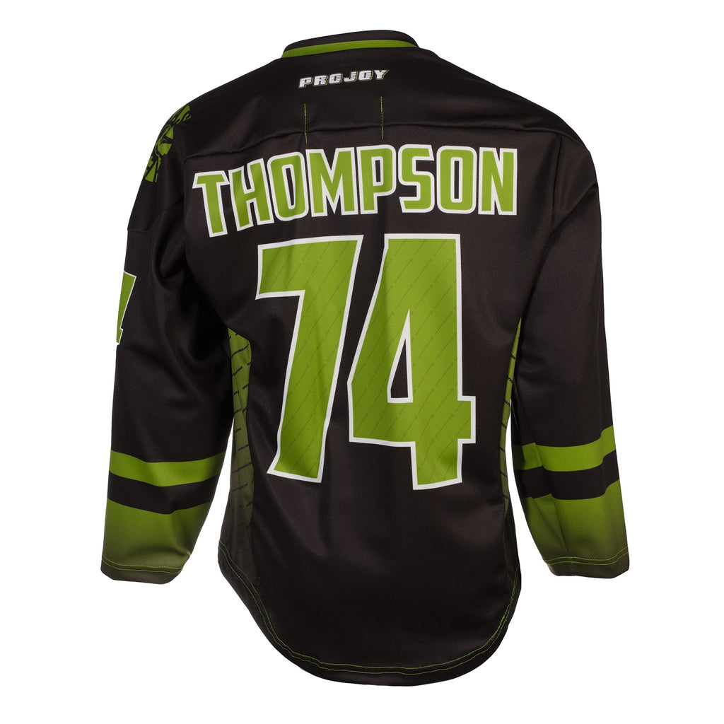 Replica Adult #74 Jeremy Thompson Jersey - 2018 - Black