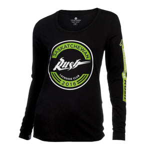 LW - Womens Round About Daily LS T