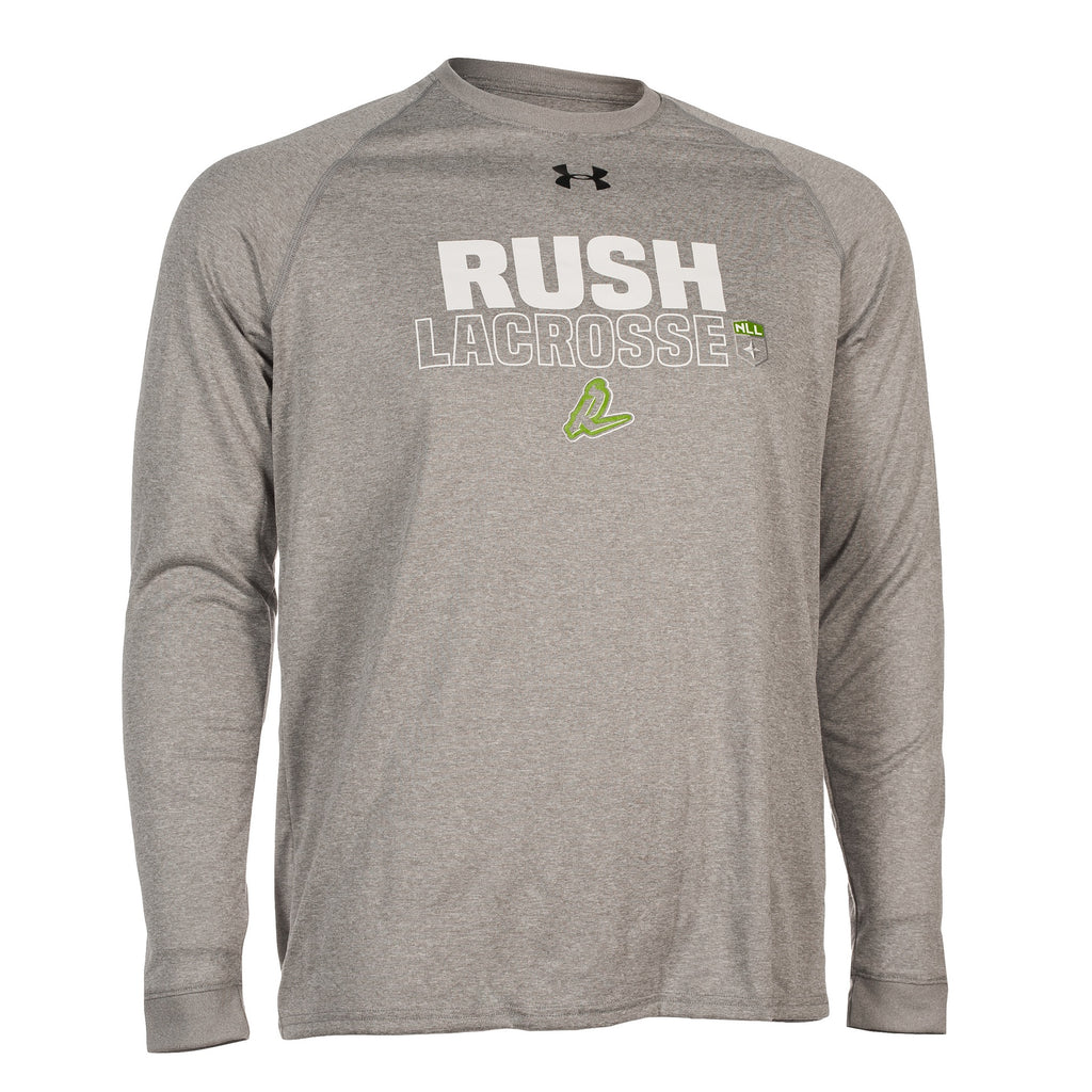 UA - Mens Locker Long Sleeve T-Shirt 3.0 TRG