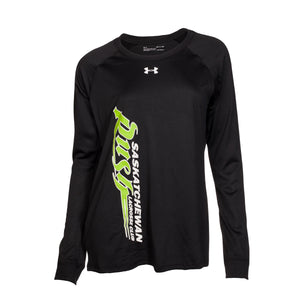 UA - Womens Side Rail Locker LS T