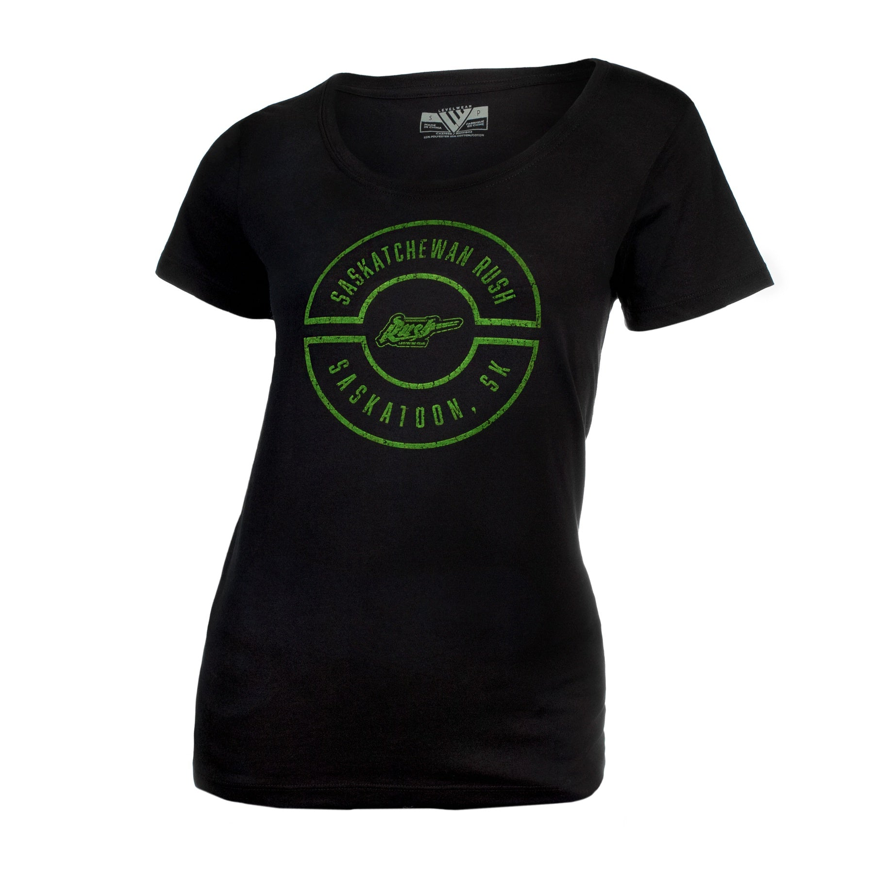 LW - Womens Throwback Daily SS T