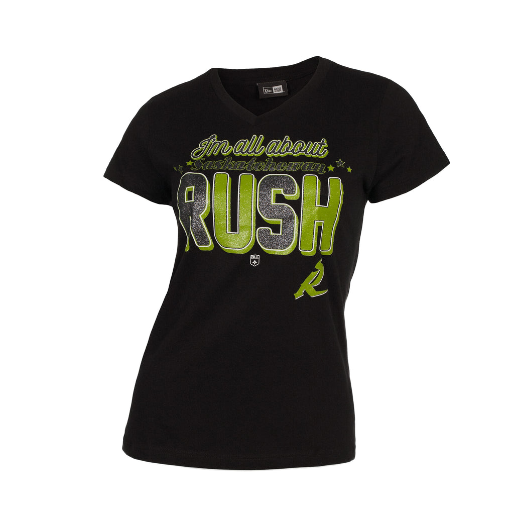 5th & O - Girls All About V-Neck T