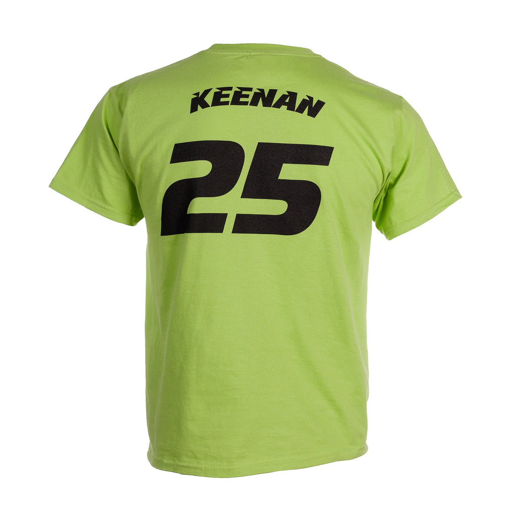 Player Tee Youth - #25 Keenan