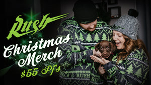 Sask Rush Ladies Pajama Set