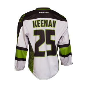 Replica Adult #25 Ryan Keenan Jersey - 2018 - Grey