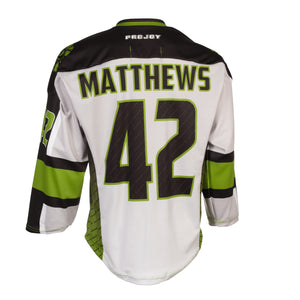 Replica Adult #42 Mark Matthews Jersey - 2018 - Grey