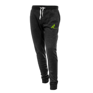 Mens Cuff Bottom Sweat Pant - Black