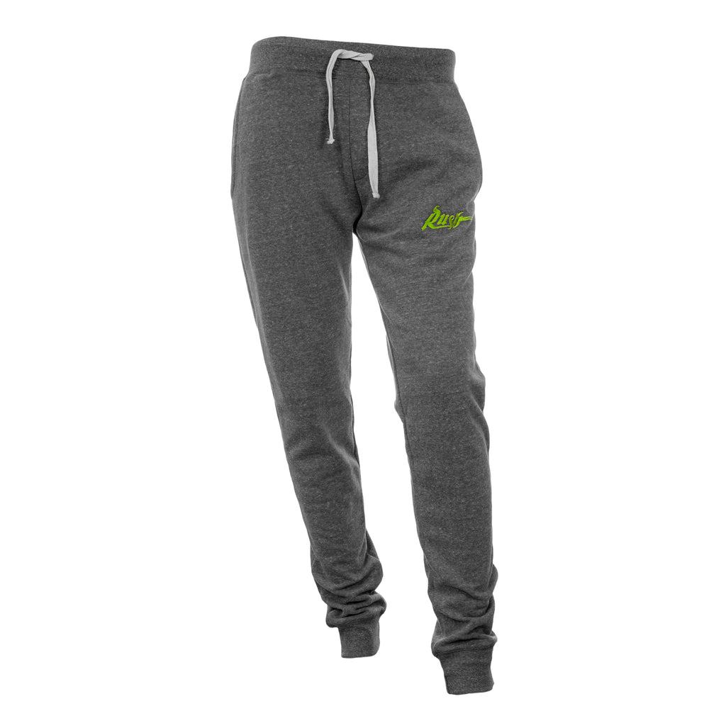 Mens Cuff Bottom Sweat Pant - Charcoal