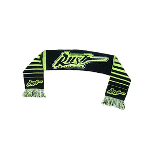 Knit Rush Scarf - Black