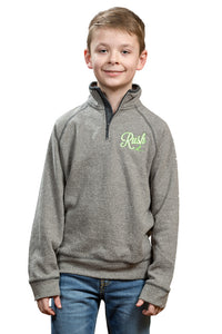 1/4 Zip Pullover - Youth