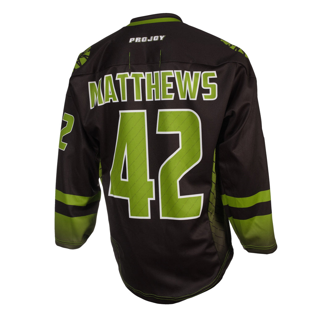 Replica Adult #42 Mark Matthews Jersey - 2018 - Black