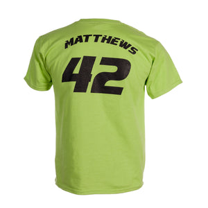 Player Tee Youth - #42 Matthews