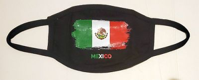 MEXICO Face Mask W/ Micro Filter