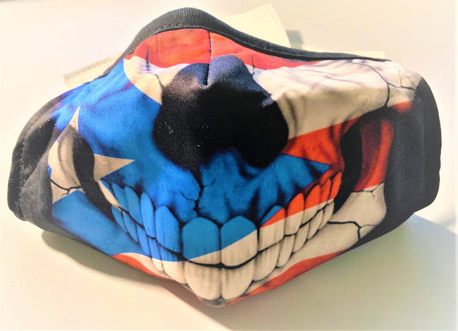 GRIMM Face Mask - Quality