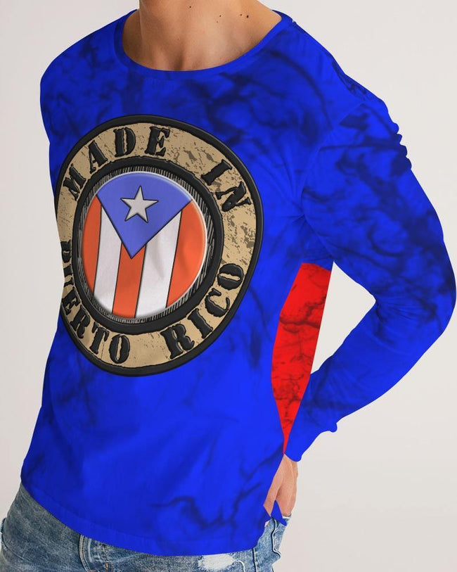 Made in Puerto Rico Long Sleeve Tee