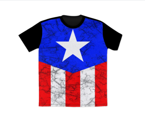Full Frontal Flag T-Shirt