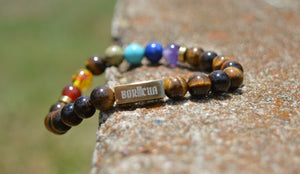 Tiger Eye (Yellow) Chakra Bracelet