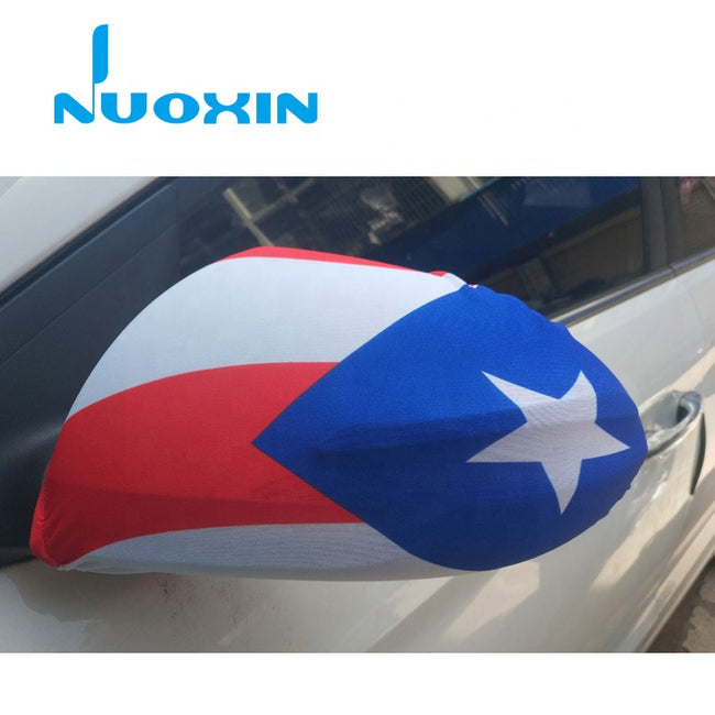 Side Mirror Cover - Flag
