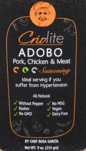 Criolite - Adobo (no pepper)