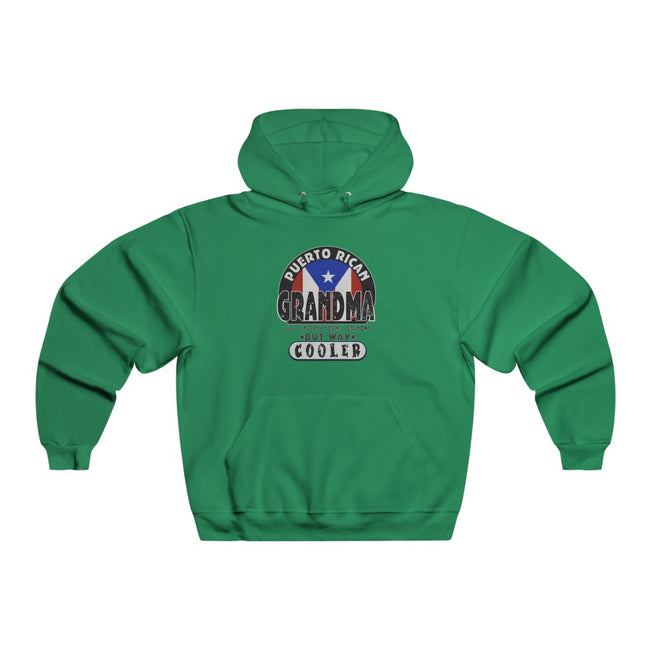 COOL GRANDMA NUBLEND® Hooded Sweatshirt