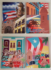 Canvas Art Impressions of Puerto Rico (4)