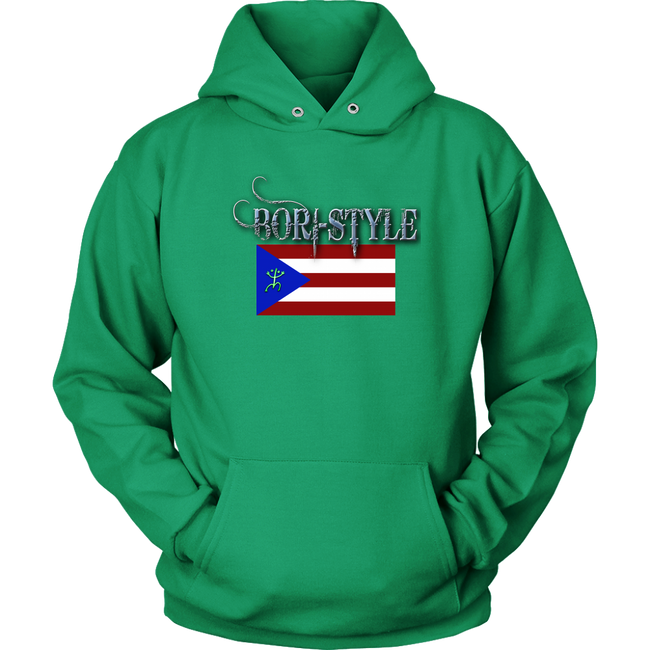 BORI STYLE FRONT/BACK IMAGES - HOODIE
