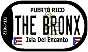 The Bronx Dog Tag