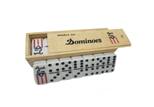 Double Six Dominos