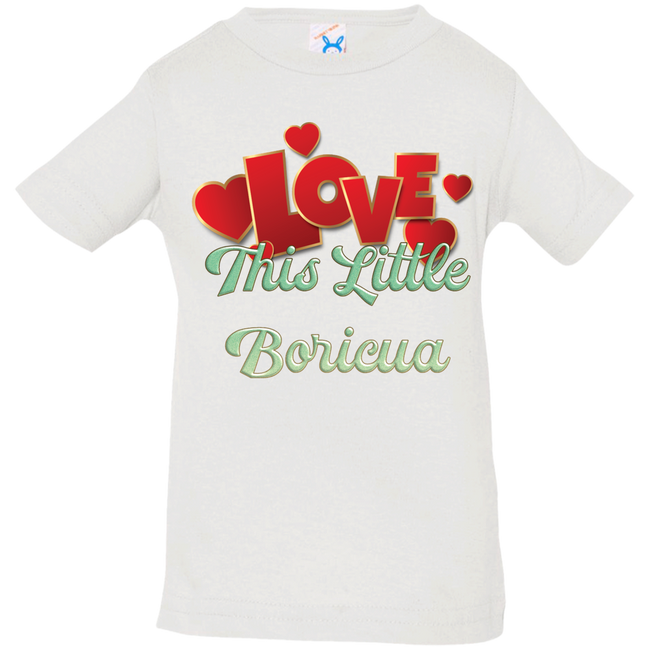 Love Bori Infant Jersey T-Shirt