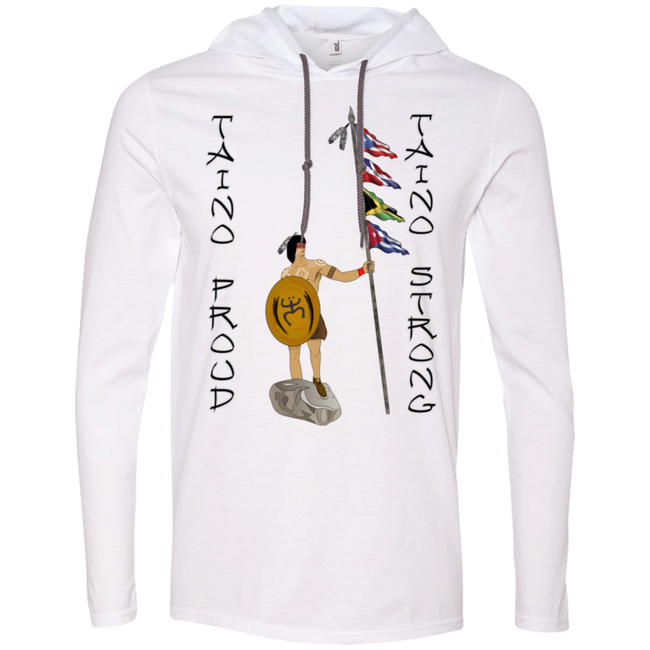 Taino Proud and Strong T-Shirt Hoodie