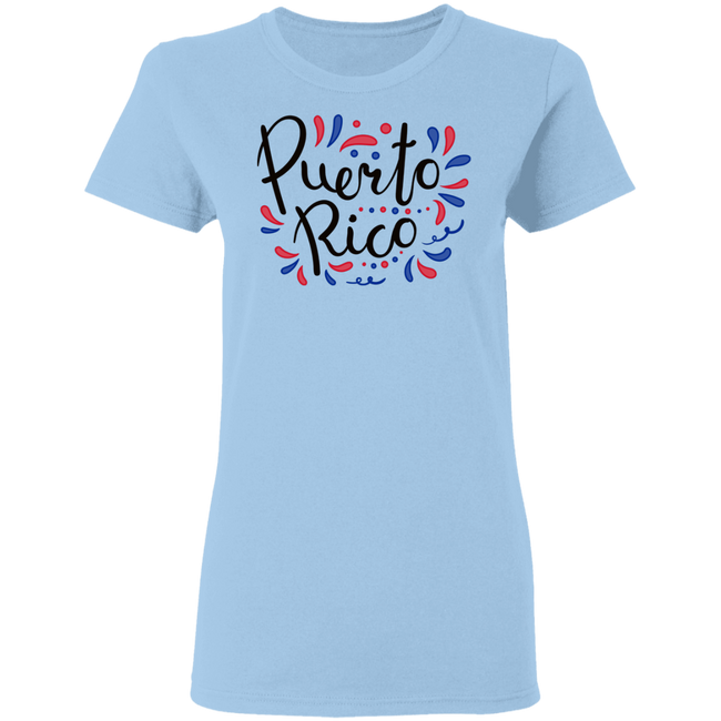 PR SPLASH 5.3 oz. T-Shirt