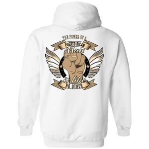 Power PR Man - Antique Hoodie 8 oz.