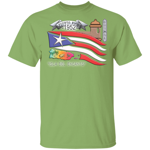 1952 Constitution Day 5.3 oz. T-Shirt