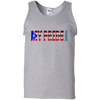 My Pride Boricua 100% Cotton Tank Top
