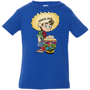 PR Farm Boy Infant Jersey T-Shirt