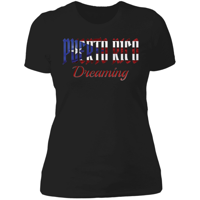 PR Dreaming Ladies' Boyfriend T-Shirt