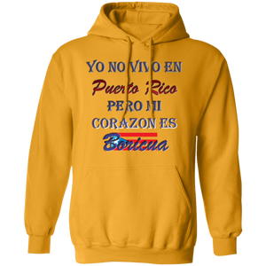 Corazon  Pullover Hoodie 8 oz.