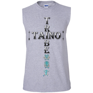 TAINO TRIBE Ultra Cotton Sleeveless T-Shirt