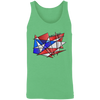 Abstract Flag Unisex Tank
