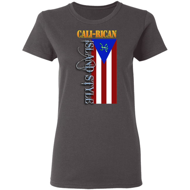 CALI-RICAN Ladies' 5.3 oz. T-Shirt