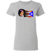 PUERTO RICAN BEAUTY  5.3 oz. T-Shirt