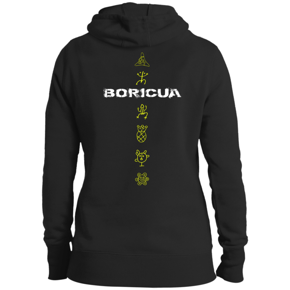 BORI CROSS Ladies' Pullover Hooded Sweatshirt