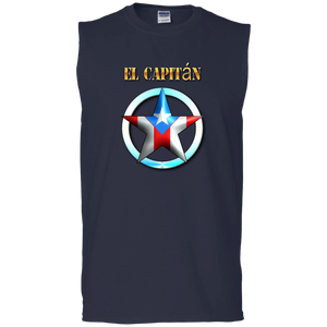 EL CAPITAN Ultra Cotton Sleeveless T-Shirt