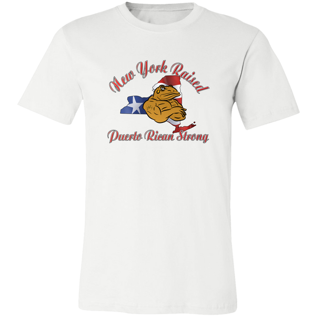 New York Raise PR Strong Unisex T-Shirt