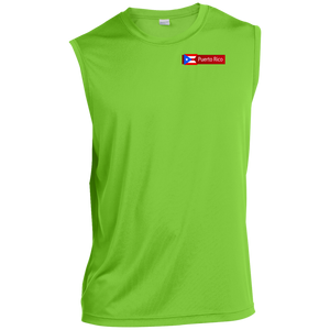 Aplha Male Sleeveless Performance T-Shirt