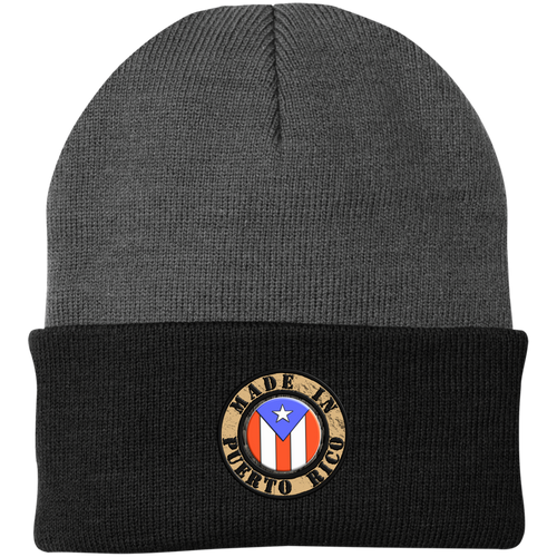 MADE IN PR Knit Cap