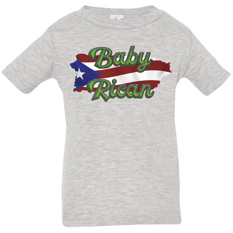 Baby Rican Infant Jersey T-Shirt